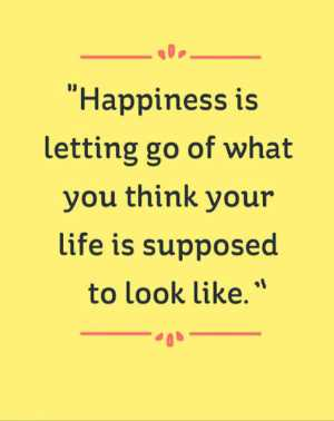 My thoughts of Happiness