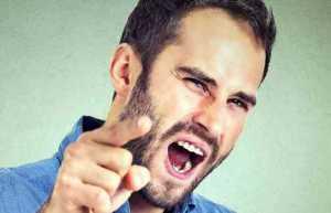 प्रत्येकाची राग व्यक्त करण्याची आपापली एक वेगळी पदधत असते