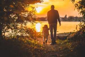 पितृच्छाया - रंगच्छटा पितृत्वाच्या #fathers_day #अलक